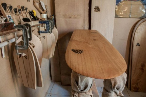 Shape your Own Paipo Board