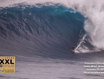 Francisco Porcella XXL Ride of the Year