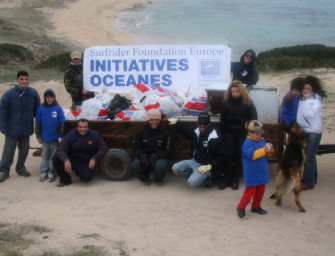 Surfrider Foundation, Initiative oceans 2014, Sardinia