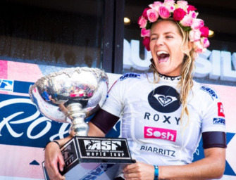 Steph Gilmore 2014 Women's World Tour Champion