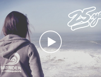 Surfrider Foundation 25° Anniversario