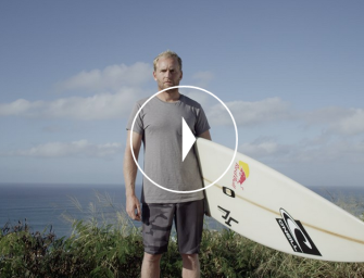Mark Mathews discusses the future of big wave surfing