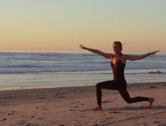 Surf&Yoga: Core Routine for Surfers
