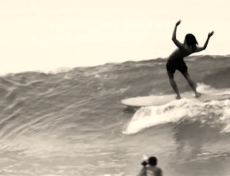 Salvaged – A Surf Film by Harrison Roach