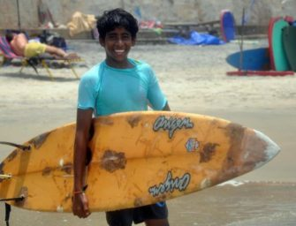INTERNATIONAL SURFING ASSOCIATION  AWARDS SCHOLARSHIPS TO YOUNG SURFERS  ACROSS THE GLOBE