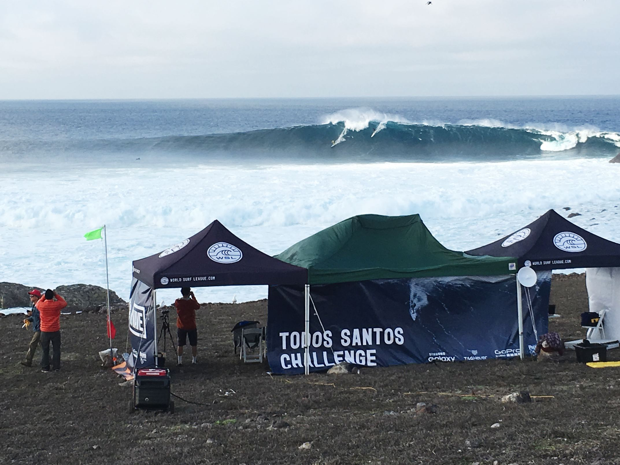 BIG WAVE WORLD TOUR 2016