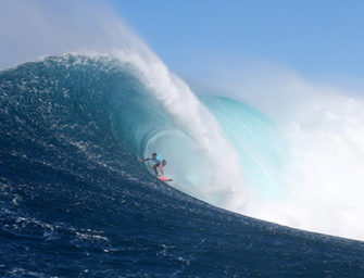 BIG WAVE TOUR – PE'AHI CHALLENGE COMPETITOR LIST SET