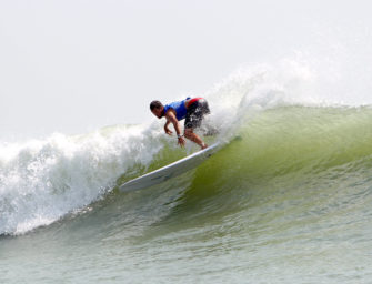 Rajzman and Gilkerson new World Longboard Champions WSL 2016