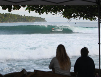 KUMUL PNG WORLD LONGBOARD CHAMPIONSHIPS KICKS OFF WITH PUMPING CONDITIONS