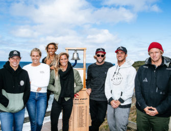 RIP CURL PRO BELLS BEACH WELCOMES WORLD'S BEST SURFERS