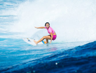 OPENING DAY AT OUTERKNOWN WOMEN'S FIJI PRO