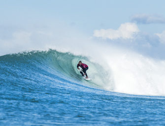 OPENING DAY OF ACTION AT CORONA OPEN J-BAY