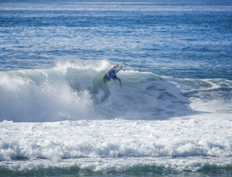QUIKSILVER PRO FRANCE CALLED ON