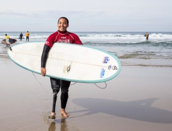 ISA to Include First Women's Divisions in 2017 Stance World Adaptive Surfing Championship